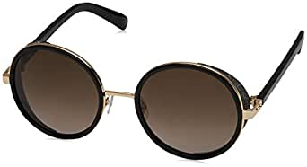 Jimmy Choo Andie/S J7Q Rose Gold Andie/S Round Sunglasses Lens Category 3 Size