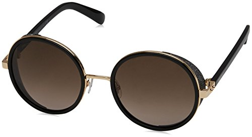 Jimmy Choo Andie/S J7Q Rose Gold Andie/S Round Sunglasses Lens Category 3 - Jimmy Mens Sunglasses Choo