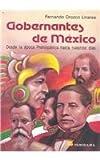 Gobernantes de Mexico, Fernando Orozco, 9683802605