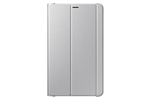 """Samsung Galaxy Tab A 8.0""""  Book Cover, Silver, EF-BT385PSEGU"""