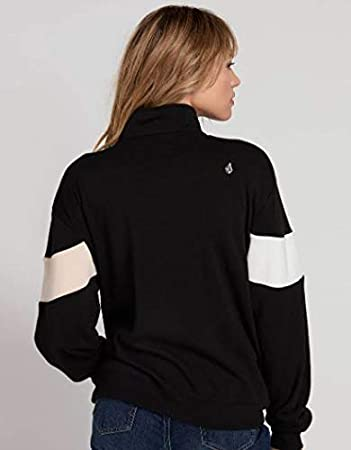 Volcom Short Staxx Pullover Jersey Mujer