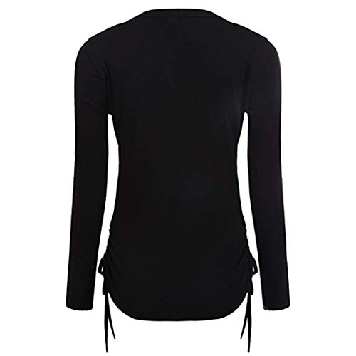 Clearance Women Blouse LuluZanm Long Sleevel Tops Button T-Shirt Ladies Casual Sleevel Tops Blouse: Amazon.com: Grocery & Gourmet Food