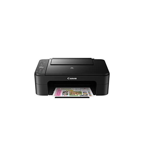 Impresora Multifuncional Canon PIXMA TS3150 Negra Wifi de inyección de tinta 8