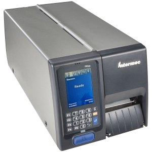 Intermec PM23c Direct Thermal/Thermal Transfer Printer - Color - Desktop - Label Print - 2.5034; Print Width - 9.84 in/s Color - 406 dpi - 128 MB - USB - Serial - Ethernet - 2.7034; - PM23CA1120021402