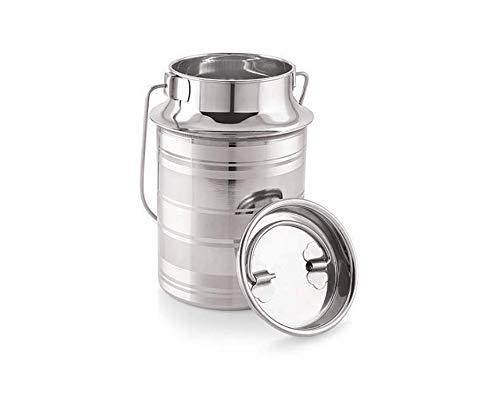 Stainless Steel Barni For Ghee & Oil – Milk Can