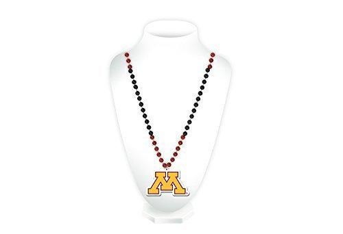 NCAA Minnesota Golden Gophers Team Logo Mardi Gras