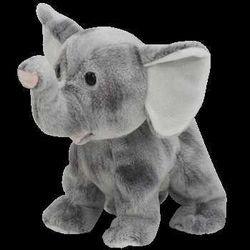 TY Beanie Babies Shocks  - elephant