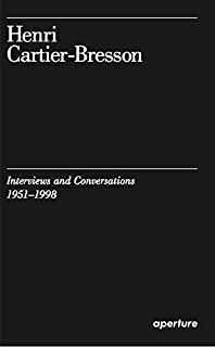 Amazon henri cartier bresson here and now 9780500544303 cle henri cartier bresson interviews and conversations 1951 1998 fandeluxe Images