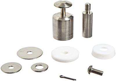 """Robert Manufacturing KS230 Bob 5 Piece Plunger Kit for R1371 1"""" Stainless Steel Float Valves by Control Devices"""