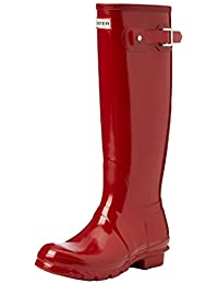 Hunter Original Tall Gloss Ladies Wellington