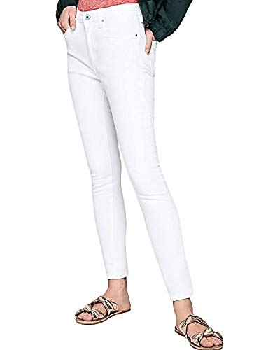Pepe Femme Jeans Pepe Blanc Regent Jeans RqHzwFx8n