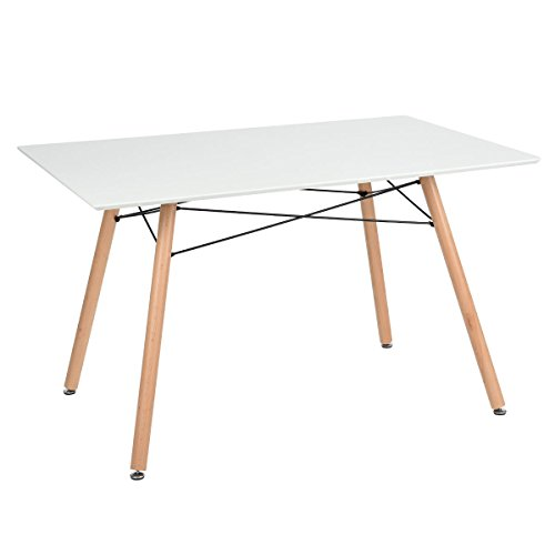 Table A Manger 120 Cm.Scandinavian Square Dining Table Table Retro Kitchen Mat 120