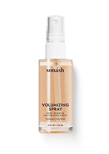 SONASH Hair Care Volumizing Root Booster Texturizing Spray | Provides Fabulous Amounts of Body and Shine | Paraben Free…