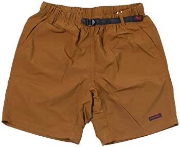 SHELL PACKABLE SHORTS - MOCHA