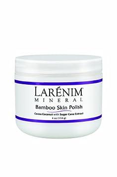 Larenim Bamboo Skin Polish, 4-Ounce