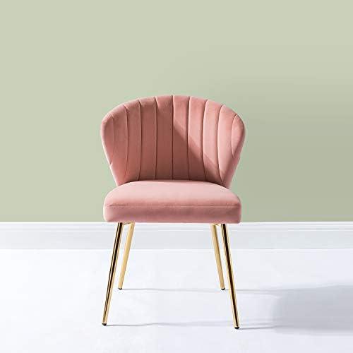 Glam Velvet Side Chair