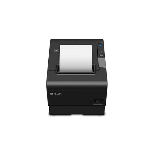 Epson C31CE94A9931 Epson, TM-T88VI, Thermal Receipt Printer, Epson Black, Ethernet, Powered USB and Serial Interfaces, Ps-180 Power Supply and Ac Cable