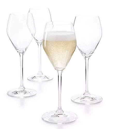 Riedel Cyrstaline Prosecco Glasses, Set of 4