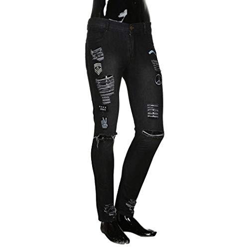Sfilacciati Cerniera I Classiche Jeans Chiaro Giorni Tutti Casual Blu Pantaloni Uomo Ragazzi Grigio Strappati Skinny Nero Con Estate Lampo Slim Da Scuro qwCSIwx48