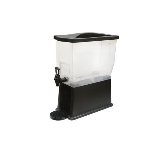 Winco PBD-3 Beverage Dispenser, 3-Gallon (With Stand Dispenser Beverage Plastic)