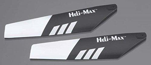 NEW Heli-Max HMXE8325 Main Rotor Blades Novus FP ,#G14E6GE4R-GE 4-TEW6W223805