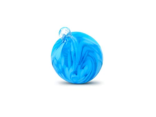 (Trademark Innovations Garden Art Glass Ball Ornaments (Blue))