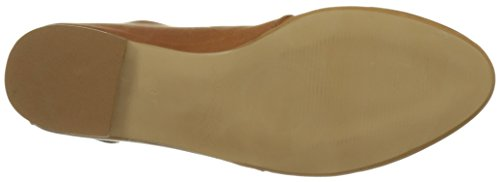 Les Tropéziennes par M. Belarbi Takarka, Zapatos de Cordones Derby para Mujer Marrón (Tan)