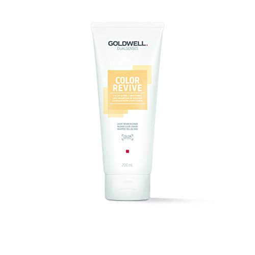 Goldwell DS Color Revive Color Giving Conditioner 200ml Light Warm Blonde