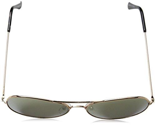 Rosa Unisex Mirror Eyelevel de Silver Adulto 55 Sol Gafas Maddox Rose qWwYf7S