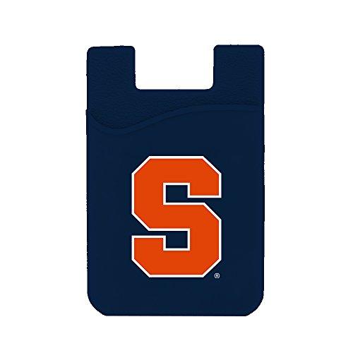 Syracuse Orange Silicone Card Keeper Phone Wallet Syracuse Pocket
