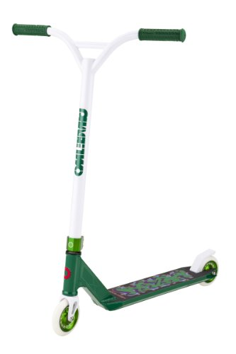 Razor Phase Two Signature Jason Beggs Pro Scooter, Green/White