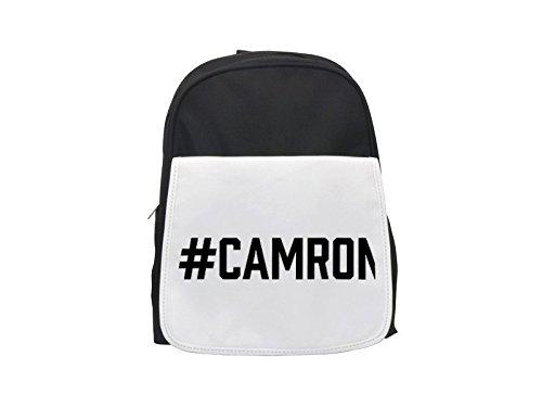 #CAMRON printed kid's backpack, Cute backpacks, cute small backpacks, cute black backpack, cool black backpack, fashion backpacks, large fashion backpacks, black fashion backpack