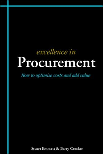 Guide Excellence in Procurement: How to Optimise Costs and