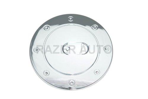 (Razer Auto Chrome Fuel Gas Cover for 07-14 Toyota Tundra)