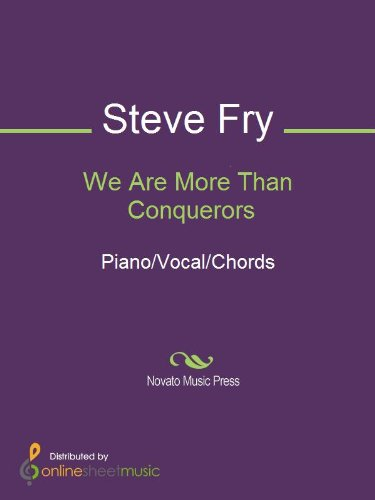 We Are More Than Conquerors Kindle Edition By Steve Fry Arts