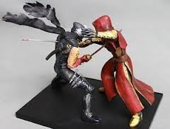Ninja Gaiden 3 DUEL OF THE MASKED Figure by Tecmo ...