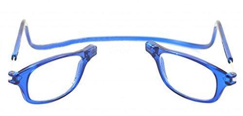 14 opinioni per Eyekepper Occhiali da lettura magnetica regolabile unisex lettori…