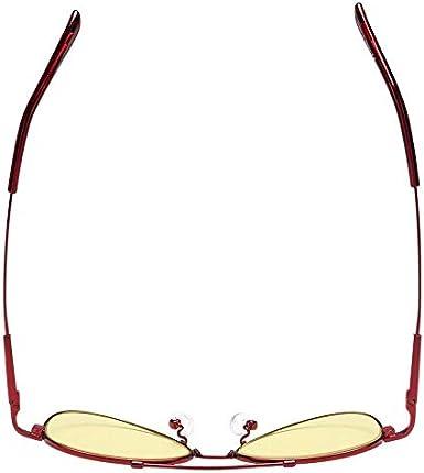 Eyekepper les lunettes pour enfants de lumi/ère bleue cadre pilote de m/émoire informatique style lunettes