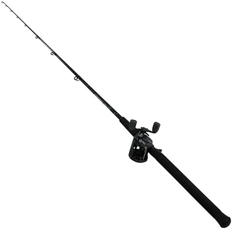 Abu Garcia Catfish Commando Fishing Rod and Reel Combo