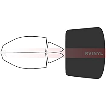 20/% Film VLT Rtint for Hyundai Tiburon 2003-2008 Precut Window Tint Kit