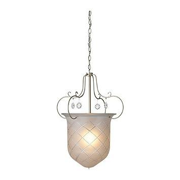 IKEA SODER - Lámpara de techo, vidrio, flores: Amazon.es: Hogar