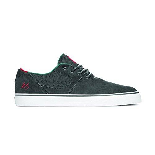 Es Skateboard Chaussures Accel Sq Gris Gris