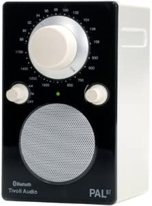 Tivoli Audio PALBTGBLK Bluetooth Portable product image