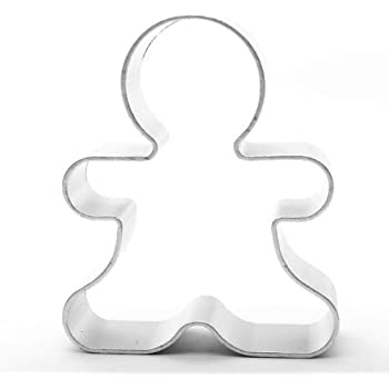 Yolli Person Cookie Cutter [Kitchen & Home]