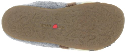 Pantofole Prisma anthrazit 481004 Haflinger 4 grau Grigio Unisex Adulto EUqOxwCd
