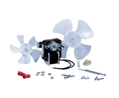superlin Electric Fan Motor Kit w/Blower Wheels 1/4