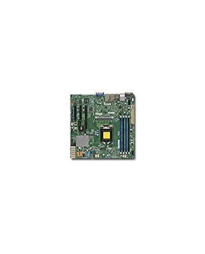 Supermicro Motherboard Ethernet (Supermicro Motherboard Micro ATX DDR4 LGA 1151 X11SSH-F-O)