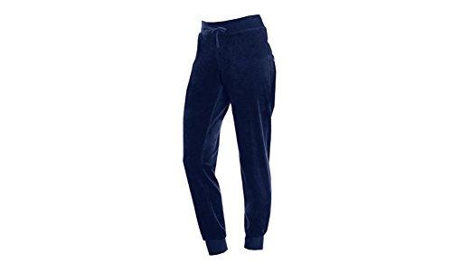 Velour Drawstring Pants - 4