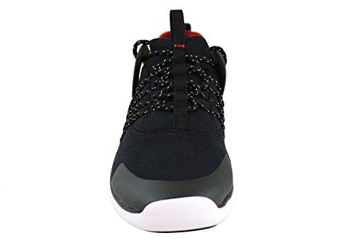 Nike Dames Gratis Viritous Tp Loopschoenen Zwart / Zwart-chllng Rood (9)