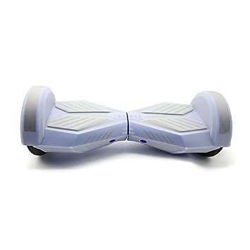 Protectora Carcasa de Protección Silicona Anti Choque antiarañazos Funda para 8 Pulgadas Hoverboard Scooter Auto Equilibrio